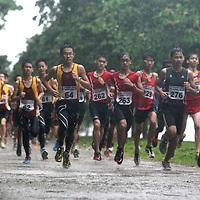 62nd SAA Cross Country Championships 2013