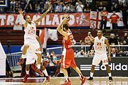 DESCRIZIONE : Milano Eurolega Euroleague 2013-14 EA7 Emporio Armani Milano Olympiacos Piraeus<br /> GIOCATORE : Vassilis Spanoulis<br /> CATEGORIA : Palleggio<br /> SQUADRA : Olympiacos Piraeus <br /> EVENTO : Eurolega Euroleague 2013-2014<br /> GARA : EA7 Emporio Armani Milano Olympiacos Piraeus<br /> DATA : 09/01/2014<br /> SPORT : Pallacanestro <br /> AUTORE : Agenzia Ciamillo-Castoria/G.Cottini<br /> Galleria : Eurolega Euroleague 2013-2014  <br /> Fotonotizia : Milano Eurolega Euroleague 2013-14 EA7 Emporio Armani Milano Olympiacos Piraeus<br /> Predefinita :
