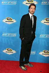 Luke Wilson attending the 2016 NASCAR Sprint Cup Series Awards