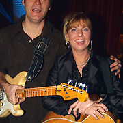 Nieuwjaarshow Staatsloterij, Maarten Peters en Margriet Eshuys