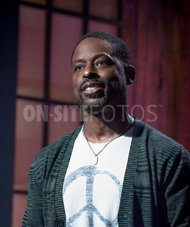 ROLL UP YOUR SLEEVES: PRESENTED BY WALGREENS -- Pictured: Sterling K. Brown -- (Photo by: Chris Haston/NBC)