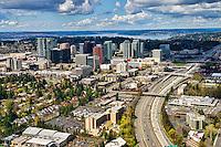 Downtown Bellevue & Interstate 405