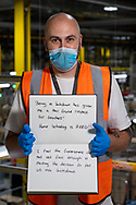 Worked at Amazon for 18mths. From Manchester.