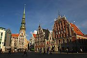 Riga, Latvia, Baltic states