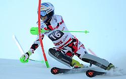 29.12.2015, Hochstein, Lienz, AUT, FIS Weltcup Ski Alpin, Lienz, Slalom, Damen, 1. Durchgang, im Bild Eva-Maria Brem (AUT) // Eva-Maria Brem of Austria during 1st run of ladies Slalom of the Lienz FIS Ski Alpine World Cup at the Hochstein in Lienz, Austria on 2015/12/29. EXPA Pictures © 2015, PhotoCredit: EXPA/ Erich Spiess