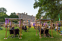 picnic at the castle,Warwick Castle photo by mark anton smith