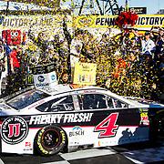 Mar 04, 2018  Las Vegas, NV, U.S.A. # 4 Kevin Harvick in victory lane after winning the Nascar Monster Energy series Pennzoil 400 at Las Vegas Motor Speedway Las Vegas, NV.  Thurman James / CSM