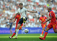 Football - 2022 FIFA World Cup - European Qualifying - Group I - England vs Andorra - Wembley Stadium - Sunday 5th September 2021<br /> <br /> Patrick Bamford of England making his debut<br /> <br /> Credit : COLORSPORT/Andrew Cowie