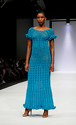 241018 2nd day of SA Fashion week took place as they were also celebrating their 21st birthday in Sandton Johannesburg South Africa.The theme on this particular show was BRICS.Designers from the BRICS member countries show cased on this day.Photo Simphiwe Mbokazi African News Agency/ANA w