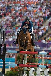 Guillon Olivier (FRA) - Lors de Theize<br /> Olympic Games London 2012<br /> © Dirk Caremans