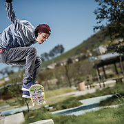 Skating Life: Ruben Najera.  Lifestyle photoshoot with professional skater, Ruben Najera in Laguna Hills, California on March 24th, 2016.  ©Michael Der, All Rights Reserved.  Please contact Michael Der for all licensing requests.
