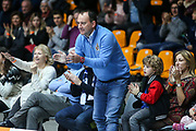 Petazzi Paolo<br /> Pallacanestro Acqua San Bernardo - Cinelandia Cantù - DeLonghi Treviso<br /> Legabasket serieA 2019 -2020<br /> Desio, 15/12/2019<br /> Foto Ciamillo-Castoria/ Alessandro Vezzoli