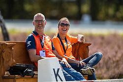Blom Merel, Stuip Dirk, NED<br /> European Championship Eventing<br /> Luhmuhlen 2019<br /> © Hippo Foto - Dirk Caremans