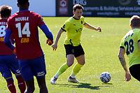 James Jennings. Aldershot Town FC 1-2 Stockport County FC. Vanarama National League. The EBB Stadium. 2.4.21