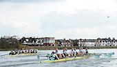 20100321 CUBC vs Molesey BC, London, Great Britain