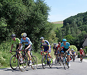 Baloise Tour of Belgium Stage 4 Thier du Moulin