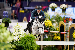 Delestre Simon, FRA, Troika Denfer<br /> Gothenburg Horse Show FEI World Cups 2017<br /> © Hippo Foto - Stefan Lafrentz