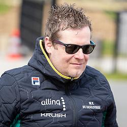 SITTARD (NED) WIELRENNEN<br />De elite-beloften van Allinq-Krush-De IJsselstreek zijn op trainingskamp in Limburg. Teammanager Marc Zonnebelt