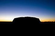 Ayers Rock, Uluru, Kata Tjuta National Park, Red Centre, Northern Territory, Australia