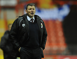 Bristol City manager, Steve Cotterill - Photo mandatory by-line: Dougie Allward/JMP - Mobile: 07966 386802 - 29/01/2015 - SPORT - Football - Bristol - Ashton Gate - Bristol City v Gillingham - Johnstone Paint Trophy