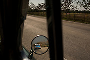 The road on the way to Trinidad, Cuba.