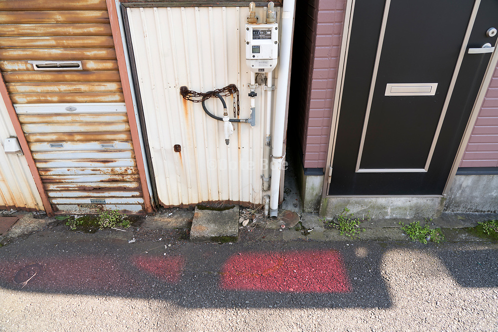 residential doors front Japan Yokosuka
