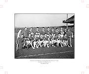 Interprovincial Railway Cup Hurling Final, .Leinster v Munster, .Munster Team.Leinster.0-9.Munster.0-5..17.03.1954, 03.17.1954, 17th March 1954,