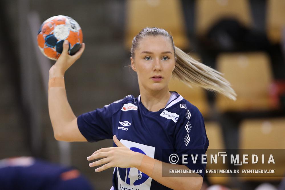 Danmark B (Udviklingslandsholdet) mod Norge B (Rekruttjentene) i Ceres Arena, Aarhus, Danmark, lørdag den 29. september 2018. Photo Credit: Allan Jensen/EVENTMEDIA.