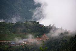 July 27, 2018 - Congjian, Congjian, China - Congjiang, CHINA-Scenery of rural areas in Congjiang, southwest China's Guizhou Province. (Credit Image: © SIPA Asia via ZUMA Wire)