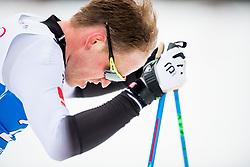April 6, 2018 - Alta, NORWAY - 180406 PÅ'l Golberg after the Men's 10 km Classic during the Norwegian Championship on April 6, 2018 in Alta..Photo: Jon Olav Nesvold / BILDBYRN / kod JE / 160236 (Credit Image: © Jon Olav Nesvold/Bildbyran via ZUMA Press)