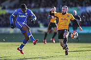 Newport County v Leeds United 070118