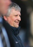 Photo: Paul Thomas.<br /> Stockport County v Swindon Town. Coca Cola League 2. 03/03/2007.<br /> <br /> Paul Sturrock, manager of Swindon.