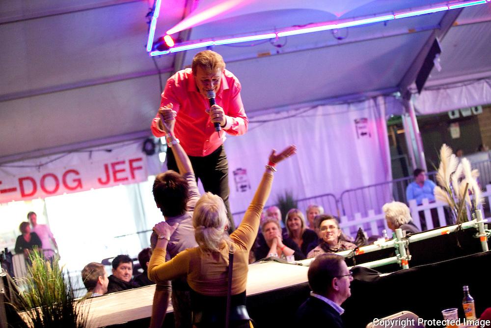 364383-schlagerfestival in Reflex westerlo-boskant westerlo-optreden Danny Fabry