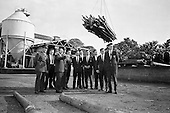 1962 - Military Cadets visit Bowaters Irish Wallboard Mills Ltd. at Athy