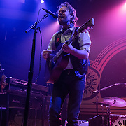 WASHINGTON, DC - January 15, 2020 - Hiss Golden Messenger singer MC Taylor performs at the 9:30 Club in Washington, D.C. with pianist Phil Cook and drummer Al Smith. (Photo by Kyle Gustafson / For The Washington Post)
