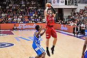 DESCRIZIONE : Campionato 2014/15 Dinamo Banco di Sardegna Sassari - Olimpia EA7 Emporio Armani Milano Playoff Semifinale Gara6<br /> GIOCATORE : Alessandro Gentile<br /> CATEGORIA : Tiro Tre Punti Three Point<br /> SQUADRA : Olimpia EA7 Emporio Armani Milano<br /> EVENTO : LegaBasket Serie A Beko 2014/2015 Playoff Semifinale Gara6<br /> GARA : Dinamo Banco di Sardegna Sassari - Olimpia EA7 Emporio Armani Milano Gara6<br /> DATA : 08/06/2015<br /> SPORT : Pallacanestro <br /> AUTORE : Agenzia Ciamillo-Castoria/L.Canu