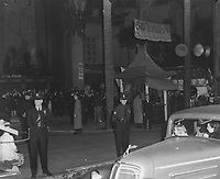 1938 Premiere at Grauman's Chinese Theater