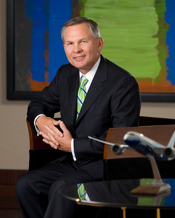 Marshall O. Larsen, Chairman, President and CEO, Goodrich Corporation/ UTC Board of Directors