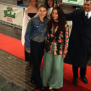 Premiere About a boy, Nova van Dijk en zus