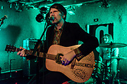 Gruff Rhys performs at DC9  in Washington, D.C. in support of his latest album, Babelsberg.