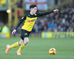 Watford's Sean Murray - Photo mandatory by-line: Nigel Pitts-Drake/JMP - Tel: Mobile: 07966 386802 11/01/2014 - SPORT - FOOTBALL - Vicarage Road - Watford - Watford v Reading - Sky Bet Championship