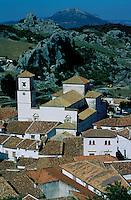 Espagne. Andalousie. Sierra de Ronda. Grazalema // Spain. Andalousia. Sierra de Ronda. Grazalema