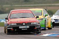 2009 British Touring Car Championship.Thruxton Circuit, Hampshire, United Kingdom.  25th-26th April 2009..(27) - Liam McMillan (GBR) - Maxtream Seat Toledo Cupra..World Copyright: Peter Taylor/PSP.