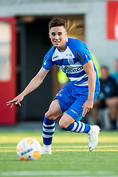 Ryan Thomas of PEC Zwolle during the friendly match between VV Berkum and Pec Zwolle at Sportpark De Vegtlust on June 29, 2018 in Zwolle, The Netherlands