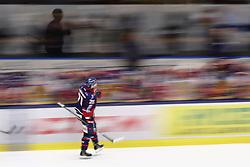March 1, 2018 - Link…Ping, SVERIGE - 180301 LinkÅ¡pings Emil SylvegÅ'rd jublar efter att han gjort mÅ'l under ishockeymatchen i SHL mellan LinkÅ¡ping och FÅrjestad den 1 mars 2018 i LinkÅ¡ping  (Credit Image: © Josefine Loftenius/Bildbyran via ZUMA Press)