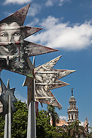 Havana features plenty of both contempory and classic street art.