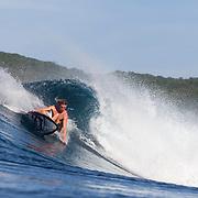 Globe Team surfing at YoYo's, Sumbawa, Indonesia