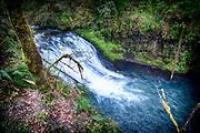 Drake Falls, Silver Falls State Park, Oregon