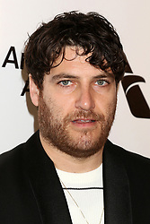 February 24, 2019 - West Hollywood, CA, USA - LOS ANGELES - FEB 24:  Adam Pally at the Elton John Oscar Viewing Party on the West Hollywood Park on February 24, 2019 in West Hollywood, CA (Credit Image: © Kay Blake/ZUMA Wire)