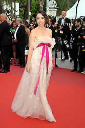 Elodie Bouchezattending The Gangster, The Cop, The Devil premiere, during the 72nd Cannes Film Festival attending the Oh Mercy! premiere, during the 72nd Cannes Film Festival.